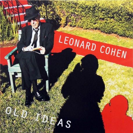 Leonard Cohen – Old Ideas - LP Vinyl + CD Album - Edition 180 Gr.