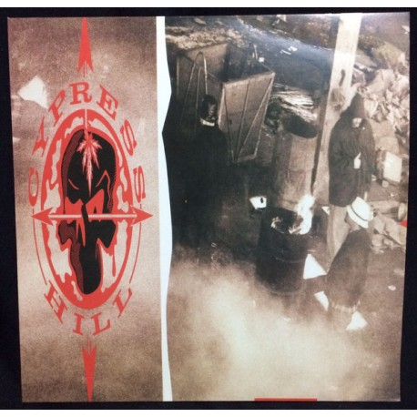 Cypress Hill – Cypress Hill - LP Vinyl Album