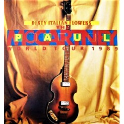 Paul McCartney ‎– Dirty Italian Flowers - World Tour 1989 - Double LP Vinyl Album