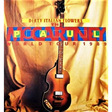 Paul McCartney – Dirty Italian Flowers - World Tour 1989 - Double LP Vinyl Album