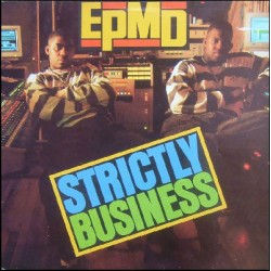 EPMD ‎– Strictly Business - LP Vinyl Album