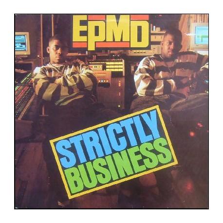 EPMD – Strictly Business - LP Vinyl Album
