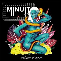 Minuit  ‎– Poison D'Amour - Vinyl 7 inches 45 RPM - Disquaire Day