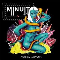 Minuit  – Poison D'Amour - Vinyl 7 inches 45 RPM - Disquaire Day