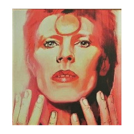 David Bowie - All The Young Dudes - Vinyl 10 inches - Picture Disc