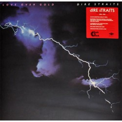 Dire Straits ‎– Love Over Gold - LP Vinyl Album + MP3 Code