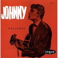 Johnny Hallyday ‎– Johnny - LP Vinyl Album - Disquaire Day 2017