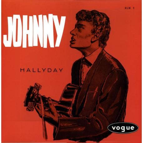 Johnny Hallyday – Johnny - LP Vinyl Album - Disquaire Day 2017