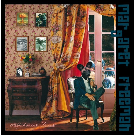 Margaret Freeman - Margaret Freeman - LP Vinyl Album