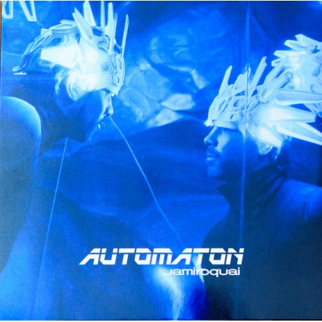 Jamiroquai – Automaton - Nights Out In The Jungle - Vinyl 10 inches RSD