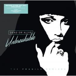 Dead Or Alive – Unbreakable - The Fragile Remixes - Double LP Vinyl Album Record Store Day
