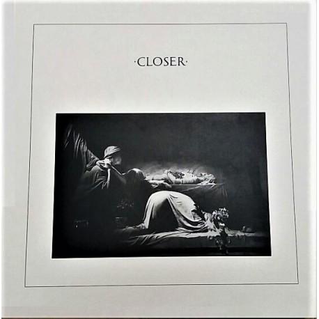 Joy Division – Closer - LP Vinyl Album