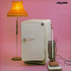 The Cure ‎– Three Imaginary Boys - LP Vinyl Album