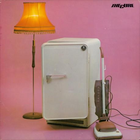 The Cure – Three Imaginary Boys - LP Vinyl Album
