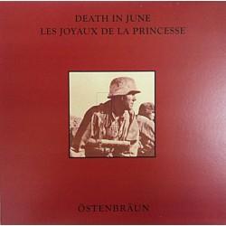 Death In June - Les Joyaux De La Princesse – Östenbräun - LP Vinyl Album Coloured