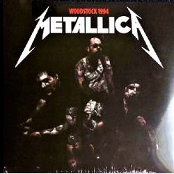 Metallica - Woodstock 1994 - Double LP Vinyl Album
