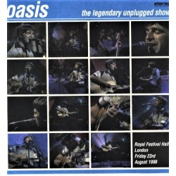 Oasis - The Legendary Unplugged Show - LP Vinyl Album