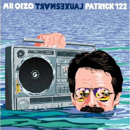 Mr Oizo ‎– Transexual - Patrick122 - Maxi Vinyl 12 inches