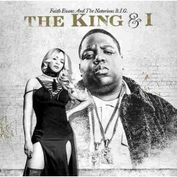 Faith Evans And The Notorious B.I.G. ‎– The King & I - Double LP Vinyl Album