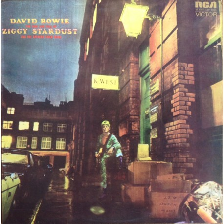 David Bowie – The Rise And Fall Of Ziggy Stardust And The Spiders From Mars - LP Vinyl Album