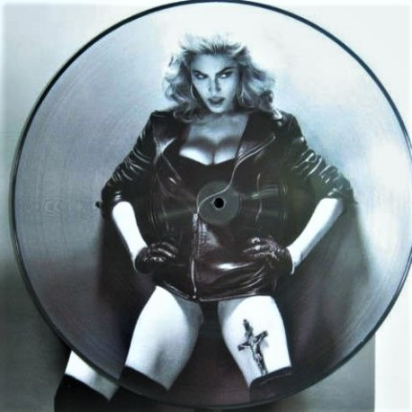 Madonna – MDNA Live - LP Vinyl Album - Picture Disc