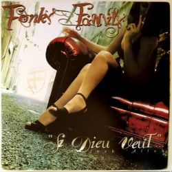"""Fonky Family – """"Si Dieu Veut""""...Inch Allah - Double LP Vinyl Album - Coloured Rosso + MP3 Download"""