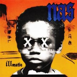 Nas – Illmatic XX - LP Vinyl Album - Coloured Edition