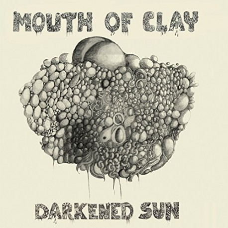 Mouth Of Clay – Darkened Sun - Double LP Vinyl Album