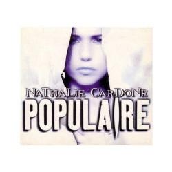 Nathalie Cardone – Populaire - CD Maxi Digipack Promo