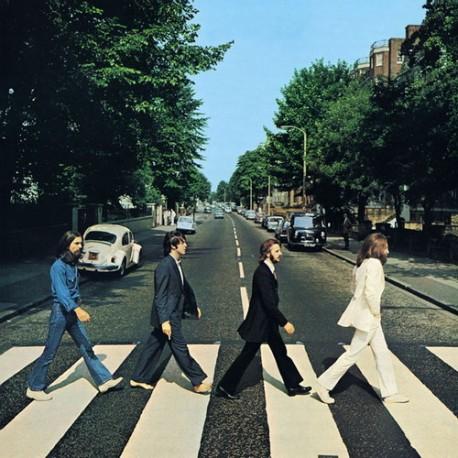 The Beatles – Abbey Road - LP Vinyl Album - Coloured Green
