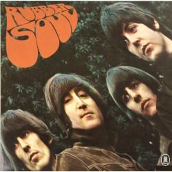 The Beatles – Rubber Soul - LP Vinyl Album - Coloured