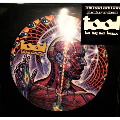 024e2ad14c9 Tool – Lateralus - Double LP Vinyl - Picture Disc - Limited Edition