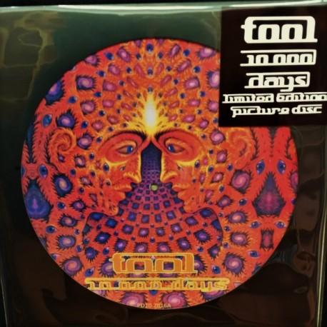 Tool – 10,000 Days - Double LP Vinyl Album - Picture Disc - Limited Edition