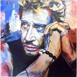 Johnny Hallyday - Noir C'Est Noir - Live Nice 2015 - LP Vinyl Album Picture Disc