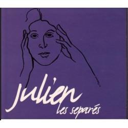 Julien Clerc – Les Séparés - Maxi CD Digipack Promo