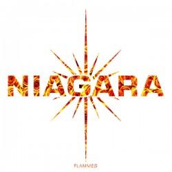 Niagara – Flammes - Double LP Vinyl Album + MP3 Code
