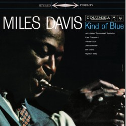 Miles Davis – Kind Of Blue - LP Vinyl Album