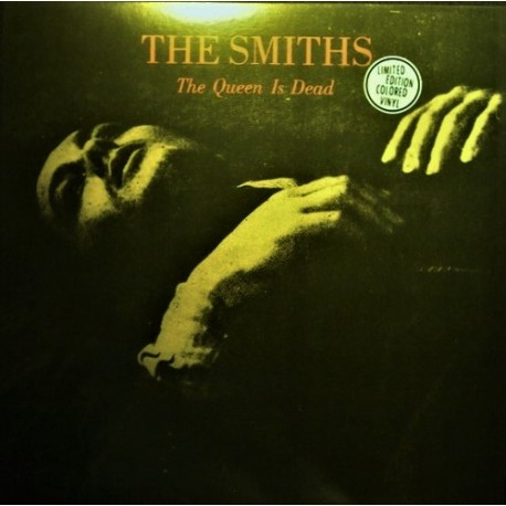 The Smiths ‎– The Queen Is Dead - LP Vinyl Album - Coloured Clear