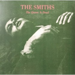 The Smiths ‎– The Queen Is Dead - LP Vinyl Album - Coloured Green