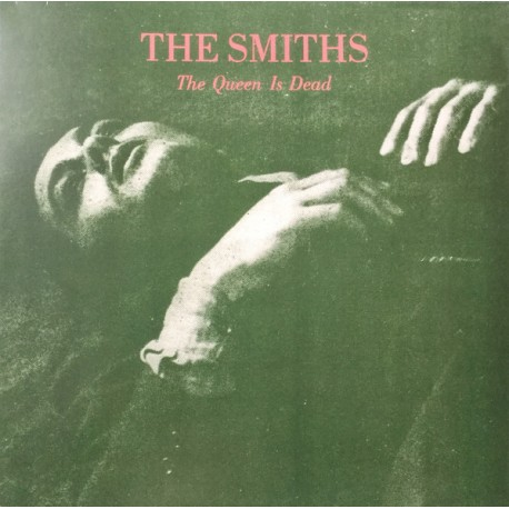 The Smiths – The Queen Is Dead - LP Vinyl Album - Coloured Green