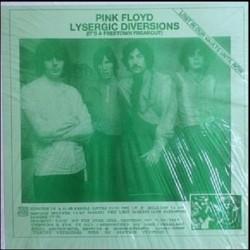 Pink Floyd – Lysergic Diversions - LP Vinyl Album - Coloured Marbled