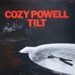 Cozy Powell ‎– Tilt - LP Vinyl Album