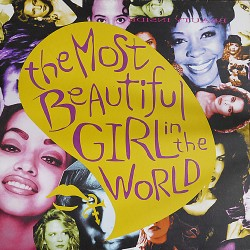 The Artist (Prince) ‎– The Most Beautiful Girl In The World - Maxi Vinyl 12 inches