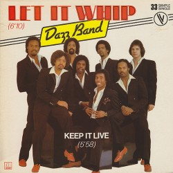 Dazz Band ‎– Let It Whip - Maxi Vinyl 12 inches