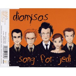 Dionysos  ‎– Song For Jedi - CD Maxi 5 Tracks + Vidéo