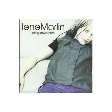 Lene Marlin – Sitting Down Here - Maxi Vinyl 12 inches - Promo