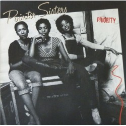 Pointer Sisters ‎– Priority - LP Vinyl Album