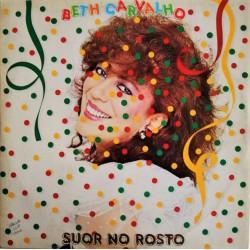 Beth Carvalho – Suor No Rosto - LP Vinyl Album
