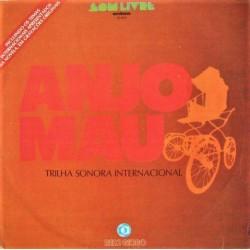 Anjo Mau - Trilha Internacional Da Novela - Compilation - LP Vinyl Album