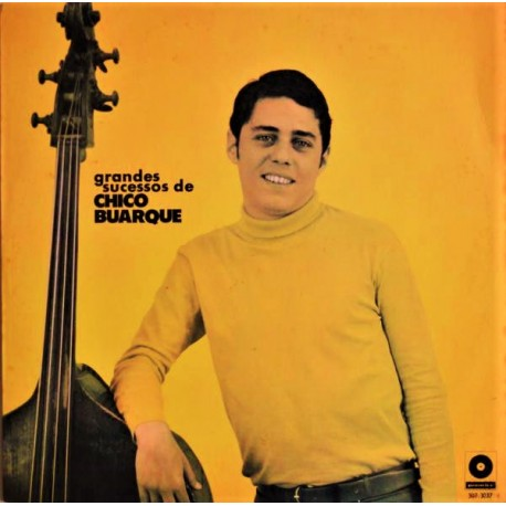 Chico Buarque – Grandes Sucessos De Chico Buarque - LP Vinyl Album